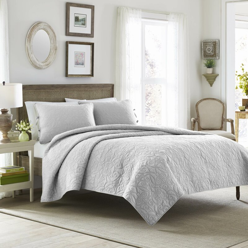 Laura Ashley Home Felicity Quilt Set By Laura Ashley Home - Laura ashley bedroom