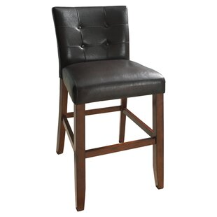 Lawhon 30 Bar Stool (Set of 2) Millwood Pines