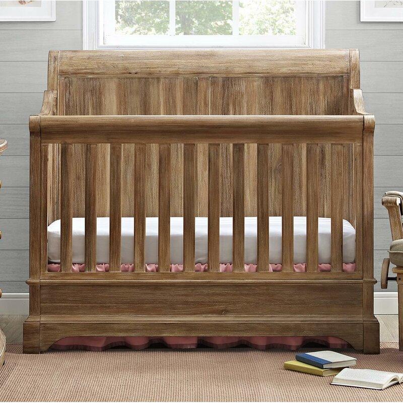 Bertini Pembrooke 5 In 1 Convertible Crib Amp Reviews Wayfair