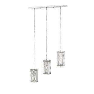 Ove Decors Victory IV 3-Light Kitchen Island Pendant