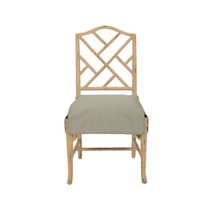 Neat Seat Dining Chair Cover by Messy Marvin