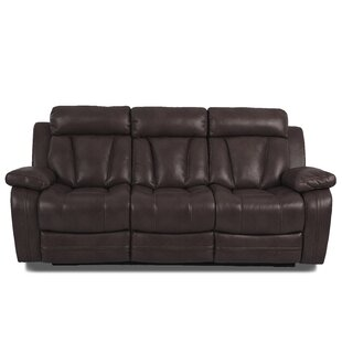 Heppner Traditional Reclining Sofa