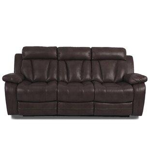 Heppner Traditional Reclining Sofa by Red Barrel Studio