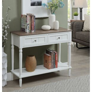 Compare prices Axtell Console Table by Three Posts