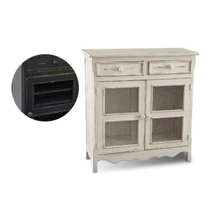 Huneycutt 2 Drawer Accent Cabinet by August Grove