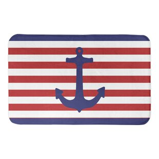 Joe Nautical Bath Rug