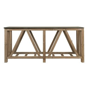Foundry Select Eliana Rectangular Wooden Console Table