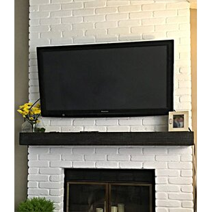 4 foot mantel