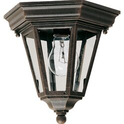 Alcott Hill Listermann 1-Light Flush Mount