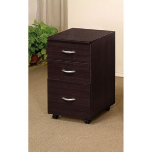 Grissom 3-Drawer Vertical Filing Cabinet by Ebern Designs