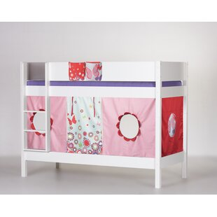 Sydney Single Bunk Bed With Textil Set By Harriet Bee