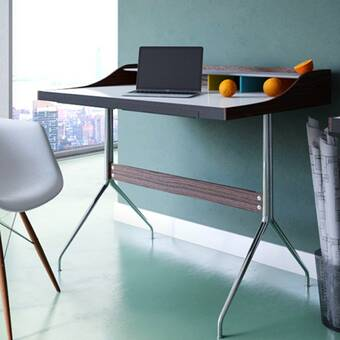 Upper Square Marta Rectangular Writing Desk Wayfair
