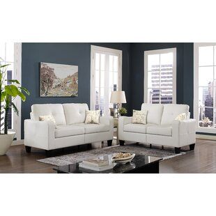 Jayleen 2 Piece Living Room Se..