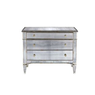 House of Hampton Kolton 3 Drawer Chest