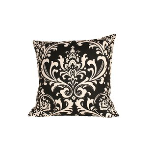 Royal Damask Throw Pillow