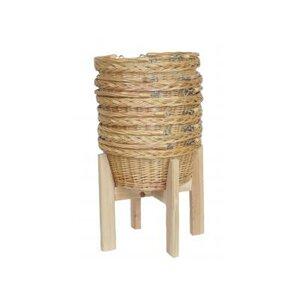 Einkaufskorb-Ständer von Willow Direct Ltd