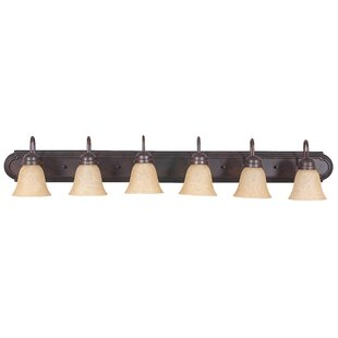 Savings 6-Light Vanity Light By Sunset Lighting