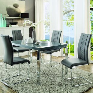 Orren Ellis Athey 5 Piece Dining Set