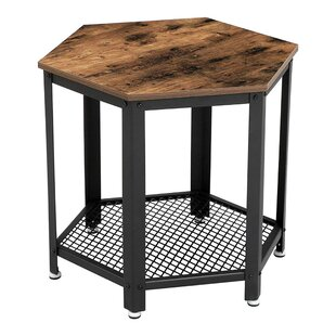 Oppenheimer End Table by Williston Forge
