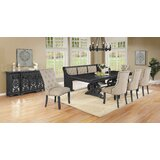 Hillview 8 - Piece Extendable Dining Set by One Allium Way®