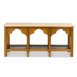Sarreid Ltd Railroad Dining Table
