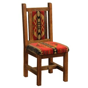 Purchase Barnwood Side Chair by Fireside Lodge Reviews (2019) & Buyer's Guide