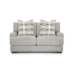 Panos Loveseat by Wrought Studio