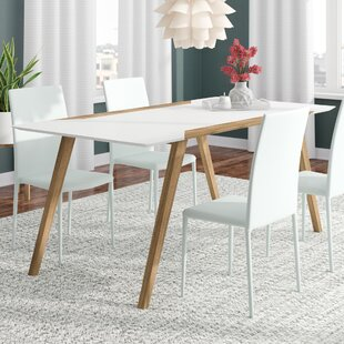 Muncy Dining Table by Wade Logan Spacial Price
