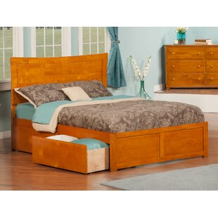 Amy Platform Bed by Latitude Run New Design