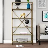 Malone Etagere Bookcase by Mercury Row®