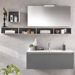 Urban Designs 160 cm Wandmontierter Waschtisch T..