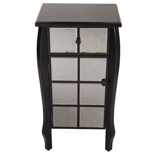Rosita 1 Drawer 1 Door Accent Cabinet