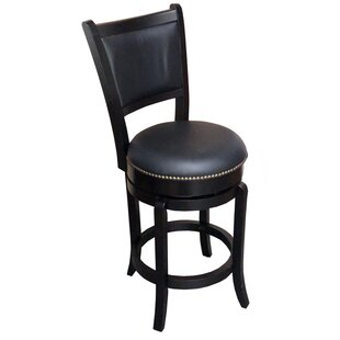 Yair 24 Swivel Bar Stool Winston Porter
