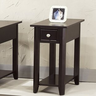 Lobel Chairside Table by Darby Home Co