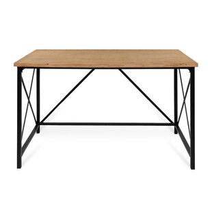 Ironton Solid Wood Desk by Gracie Oaks Great price