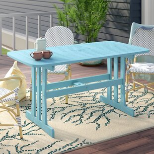 Solid Wood Dining Table by Breakwater Bay