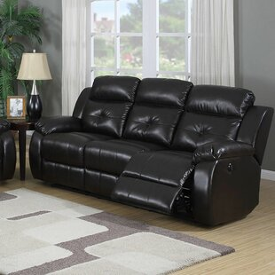 Hampton Reclining Sofa by Living In Style