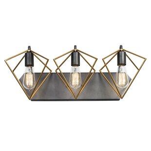 Varaluz Metropolis 3-Light Vanity Light