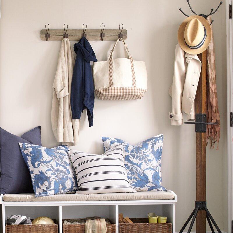 Coat Hooks barnwood coat hooks & reviews | birch lane