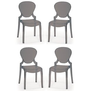 Lucy Side Chair (Set Of 4) by Mercer41 Great Reviews