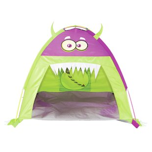 Pacific Play Tents Izzy the Friendly Monster Dome Play Tent