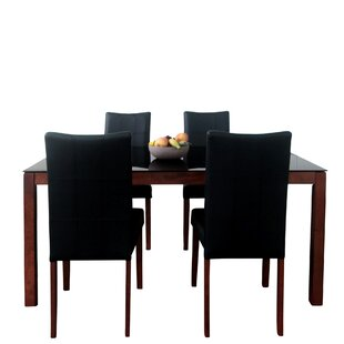 Sagittarius 5 Piece Dining Set by Brayden..
