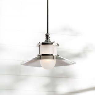 Longview 1-Light Cone Pendant