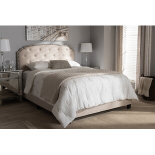 Jeb Upholstered Panel Bed by Mercer41