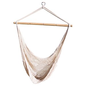 Crowell Rope Cotton Chair Hammock