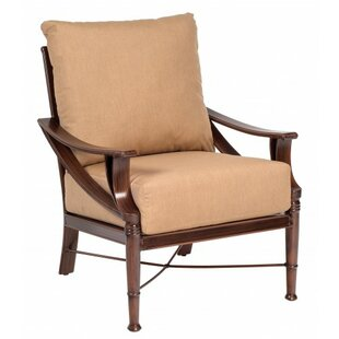 Woodard Arkadia Stationary Patio Chair wi..