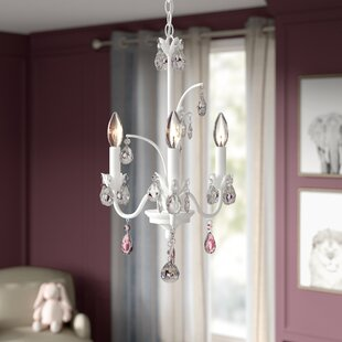Greyleigh Aquilla 3-Light Candle Style Ch..