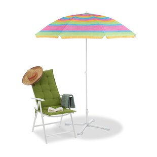 Christopher 1.7m Beach Parasol By Freeport Park