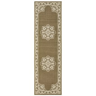 Wilmer Casual Tan Indoor/Outdoor Area Rug
