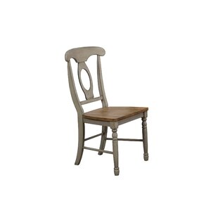 Calila Solid Wood Dining Chair (Set of 2)
